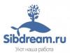 SibDream.ru, интернет магазин Новосибирск